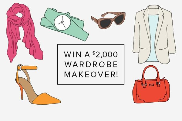 Win a $2,000 Wardrobe Makeover! Your Closet Will Thank You.