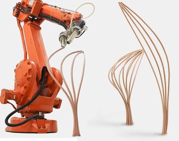 You Need to Watch This Anti Gravity 3D Printer Do its Thing