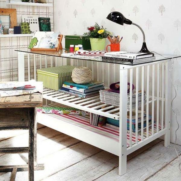 I'm a Big Kid Now: 13 Ways to Repurpose Baby Furniture