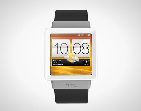 Apple vs. Android: HTC Rumored to Reveal Smartwatch Next Week
