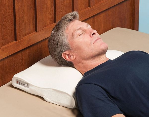 Made Us Look: The Smart Pillow That Nudges Snorers On Their Side