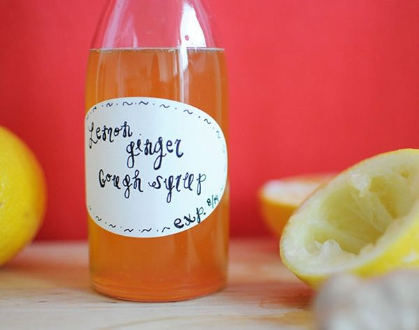 How to Make an All-Natural (and Yummy!) Cough Syrup