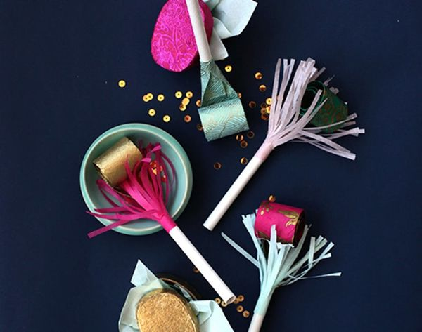 14 New Year's Eve Party Favors to DIY for!