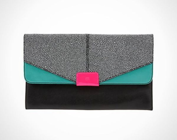 16 Classy and Colorful Clutches