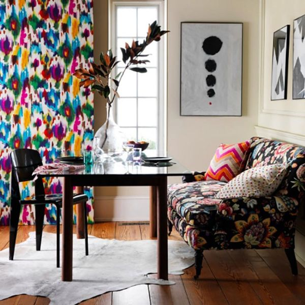 25 Pretty Patterned Interiors