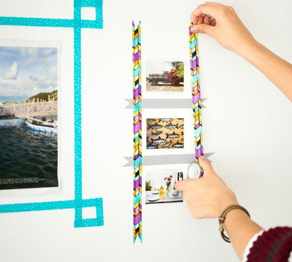 4 Unique Ways to Frame Pictures on Your Wall