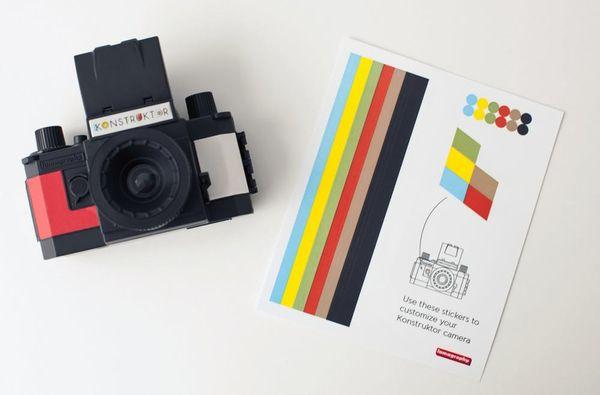 We Tried It: DIY Lomography Camera Kit