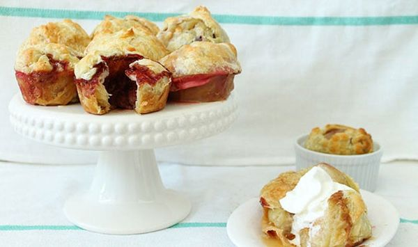 Easy as… Whole Fruit Hand Pies!