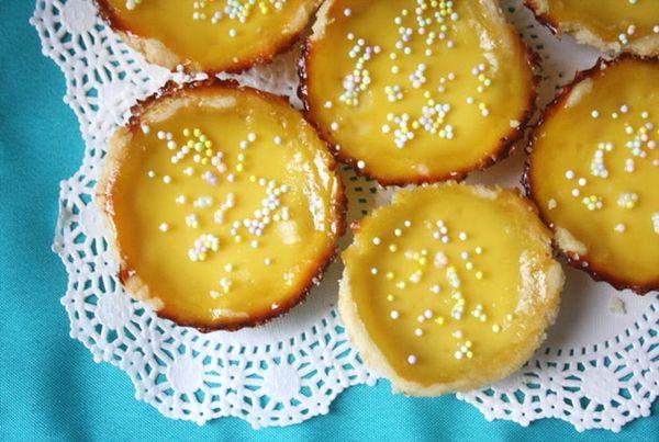 Got an Egg-cess? Make Egg Tarts!