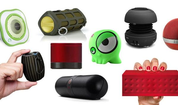 10 Wireless Speakers for On-The-Go Dance Parties
