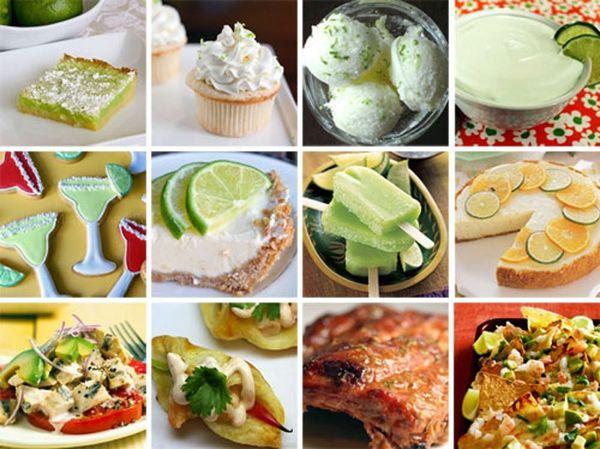 12 Ways to Eat a Margarita