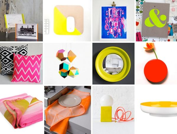 At Home With Neon