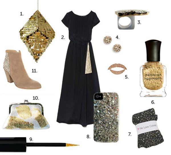 NYE Style: All That Glitters