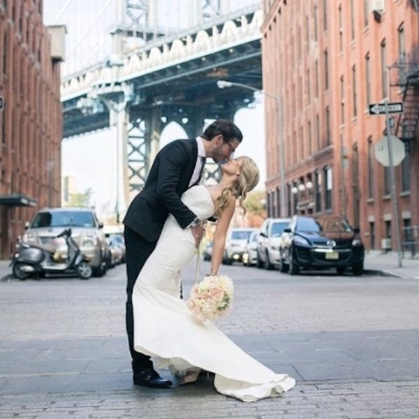 This Tiny New York Wedding Is BIG on Style