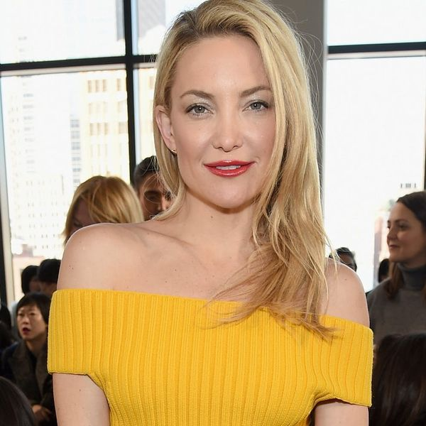 Kate Hudson Is the Latest Celeb to Chop Off Her Hair