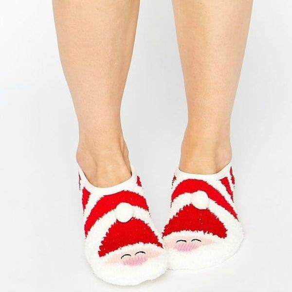 13 Cozy Holiday Socks to Add Festive Flair to Your PJs