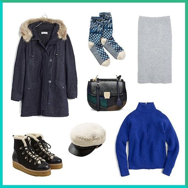 How to Wear Your Heavy-Duty Winter Jacket 3 Cute Ways This Winter