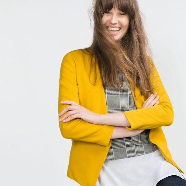11 New Ways to Style a Blazer With Your Favorite Tops