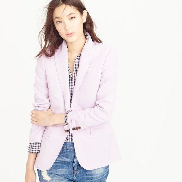 21 Work Wardrobe Essentials That Prove Pink Is the New Power Color