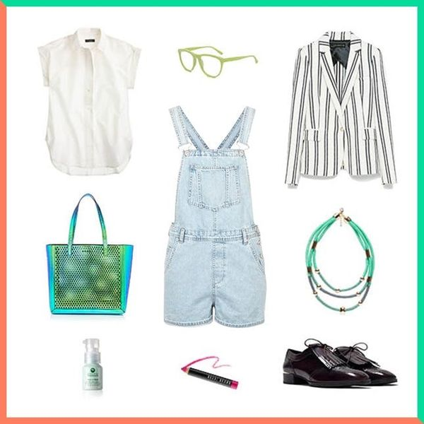 Style Resolutions: 3 Ways to Wear Overall Shorts Like a Grown Up