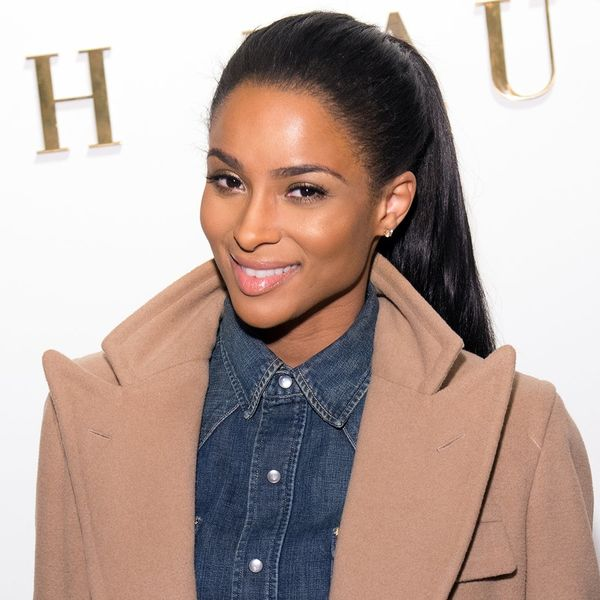 Ciara Just Showed Us a Whole New Way to Rock a Cat Eye